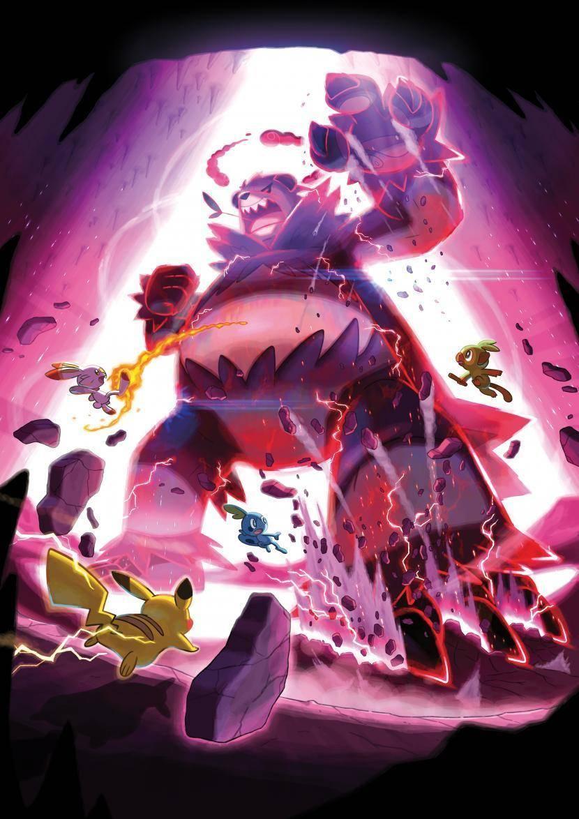 ¡Nuevos detalles de Pokémon Sword & Shield! 4