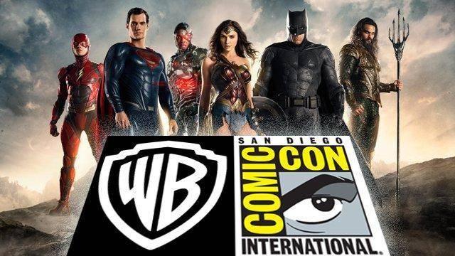 Warner Bros. no tendrá panel en la San Diego Comic-Con 2019 1