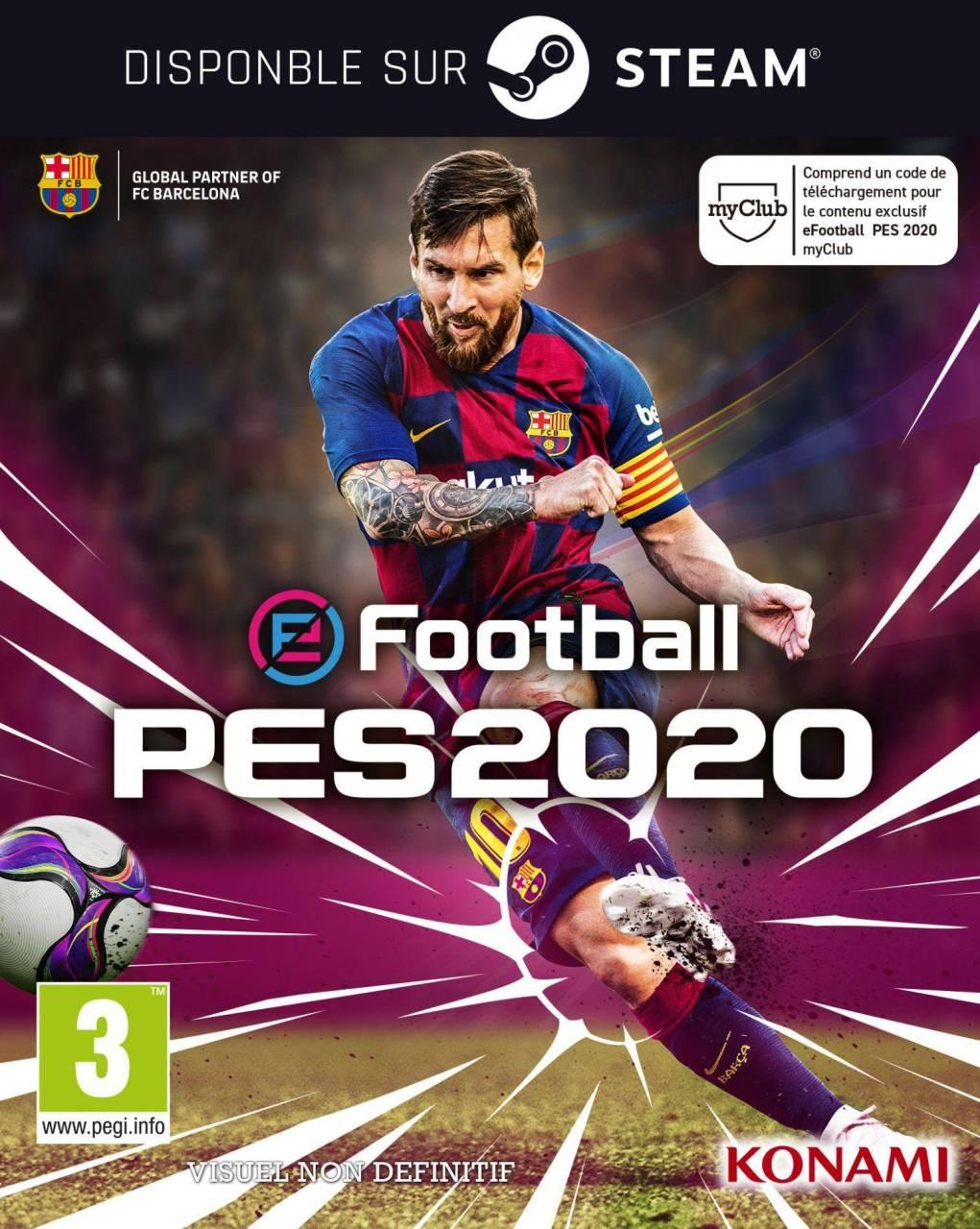 #E32019 Nuestra impresión de Pro Evolution Soccer 2020 2