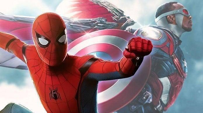 El nuevo Captain America estuvo cerca de aparecer en Spider-Man: Far From Home