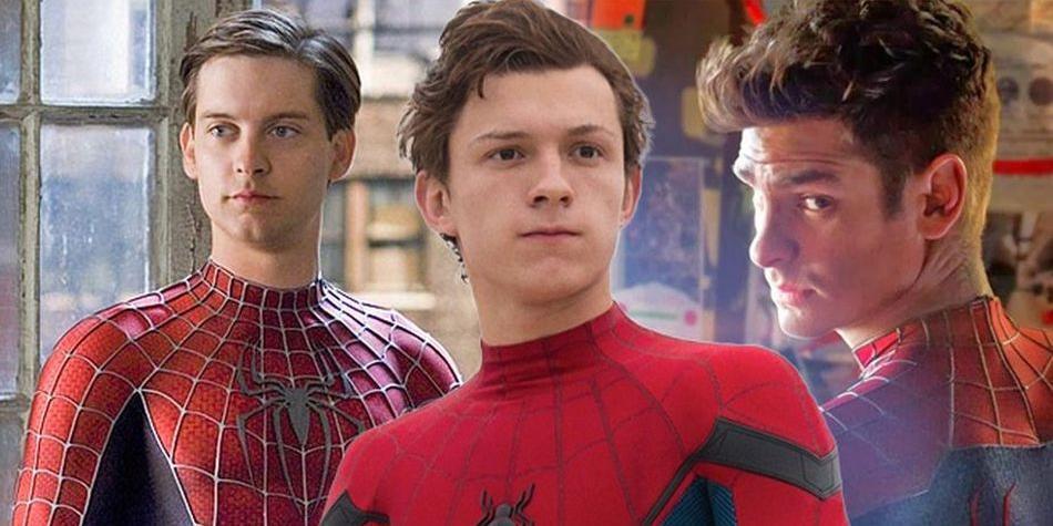 Tom Holland quiere un Spider-Verse con Tobey Maguire y Andrew Garfield