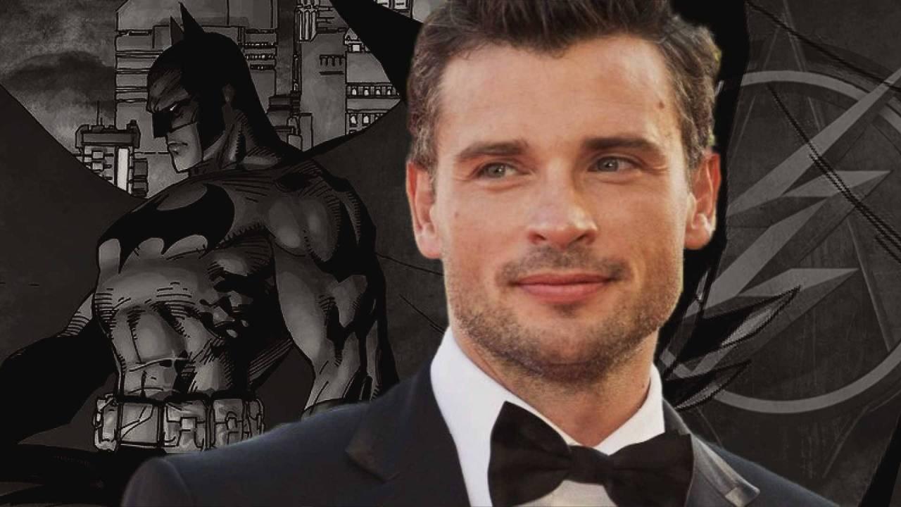 Tom Welling quiere ser el Batman del Arrowverse 1