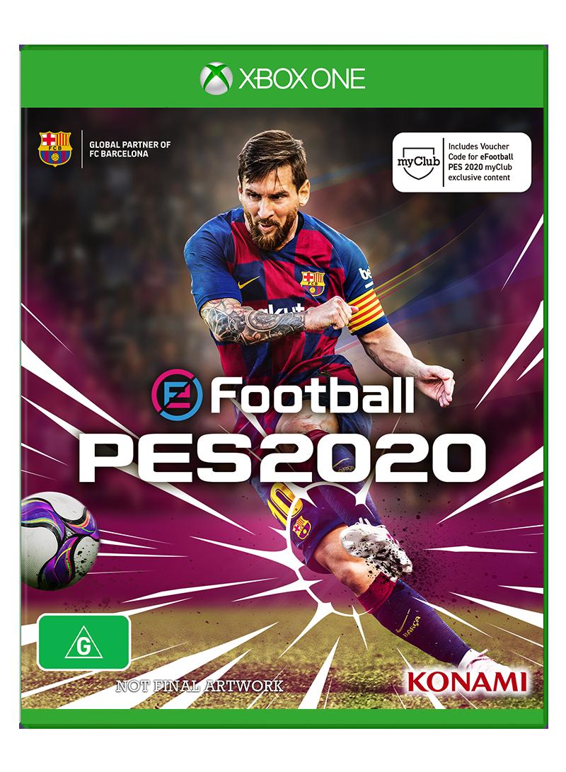#E32019 Nuestra impresión de Pro Evolution Soccer 2020 3