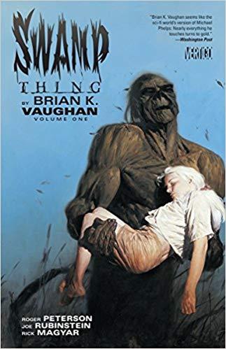 Swamp Thing Vol. 3, Vértigo (2001)