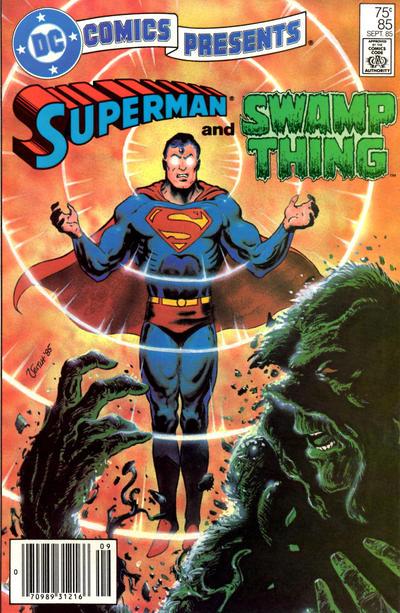 DC Comics Presents # 85 DC Comics (1985)