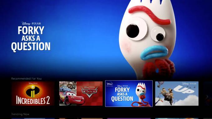 Forky protagonizará Spin-off de Toy Story 4 en Disney+ 1