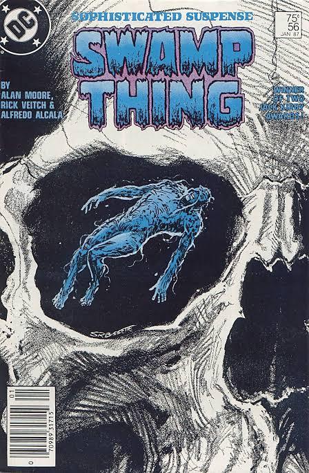 Swamp Thing #56 DC Comics (1987)