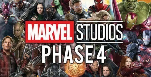 Filtran películas de la cuarta fase de Marvel — No Somos Ñoños