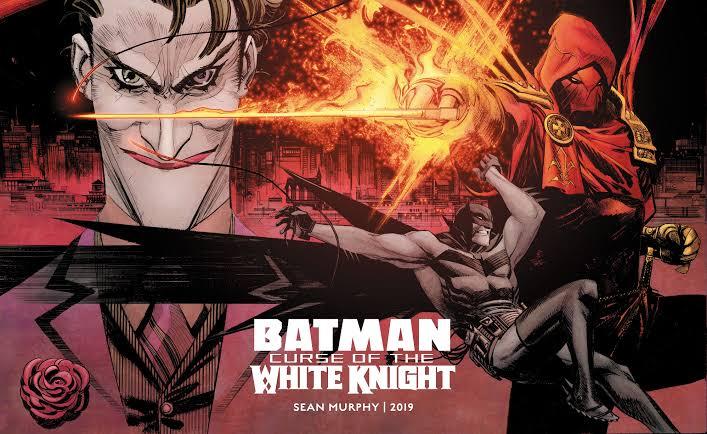 Un vistazo a Batman: Curse of the White Knight