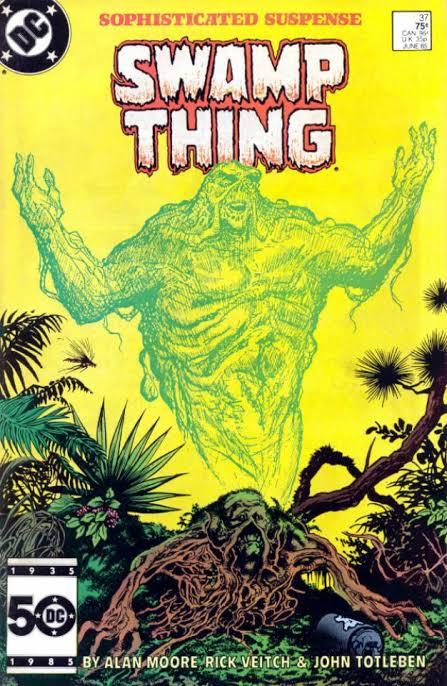 American Gothic: Saga of Swamp Thing #37-50 (1985)