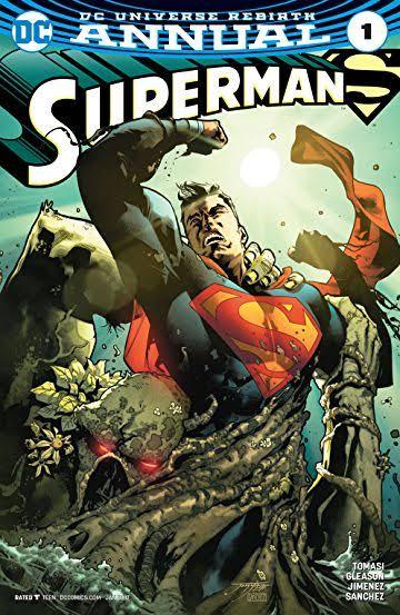 Superman anual #1 (2016)