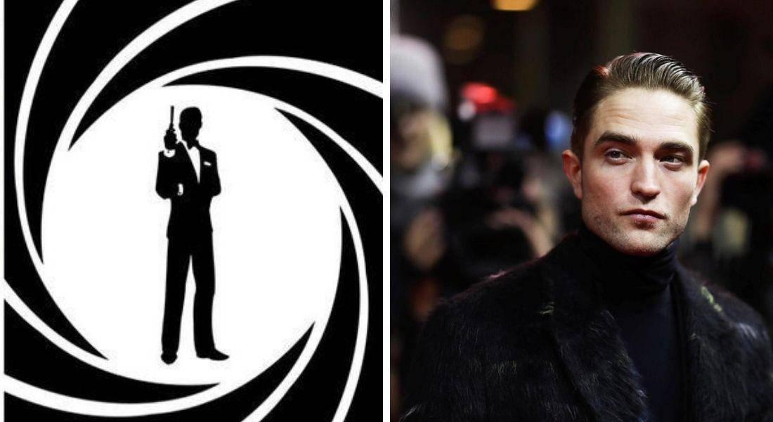 ¿Robert Pattinson podría ser el nuevo James Bond? 2