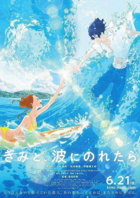 Conoce el Anime Kimi to, Nami ni Noretara 1
