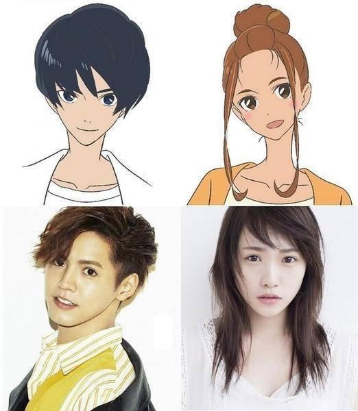 Conoce el Anime Kimi to, Nami ni Noretara 2