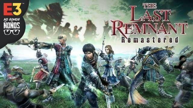 #E32019 The Last Remnant llegará a Nintendo Switch