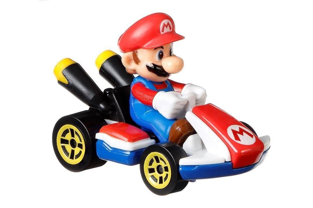 Mattel y Hot Wheels confirman alianza con Nintendo 2