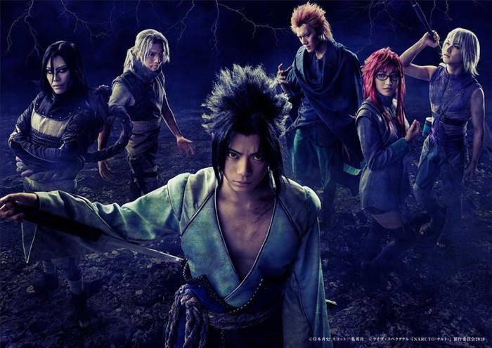 Revelan Imágenes de Naruto: Song of the Akatsuki 1