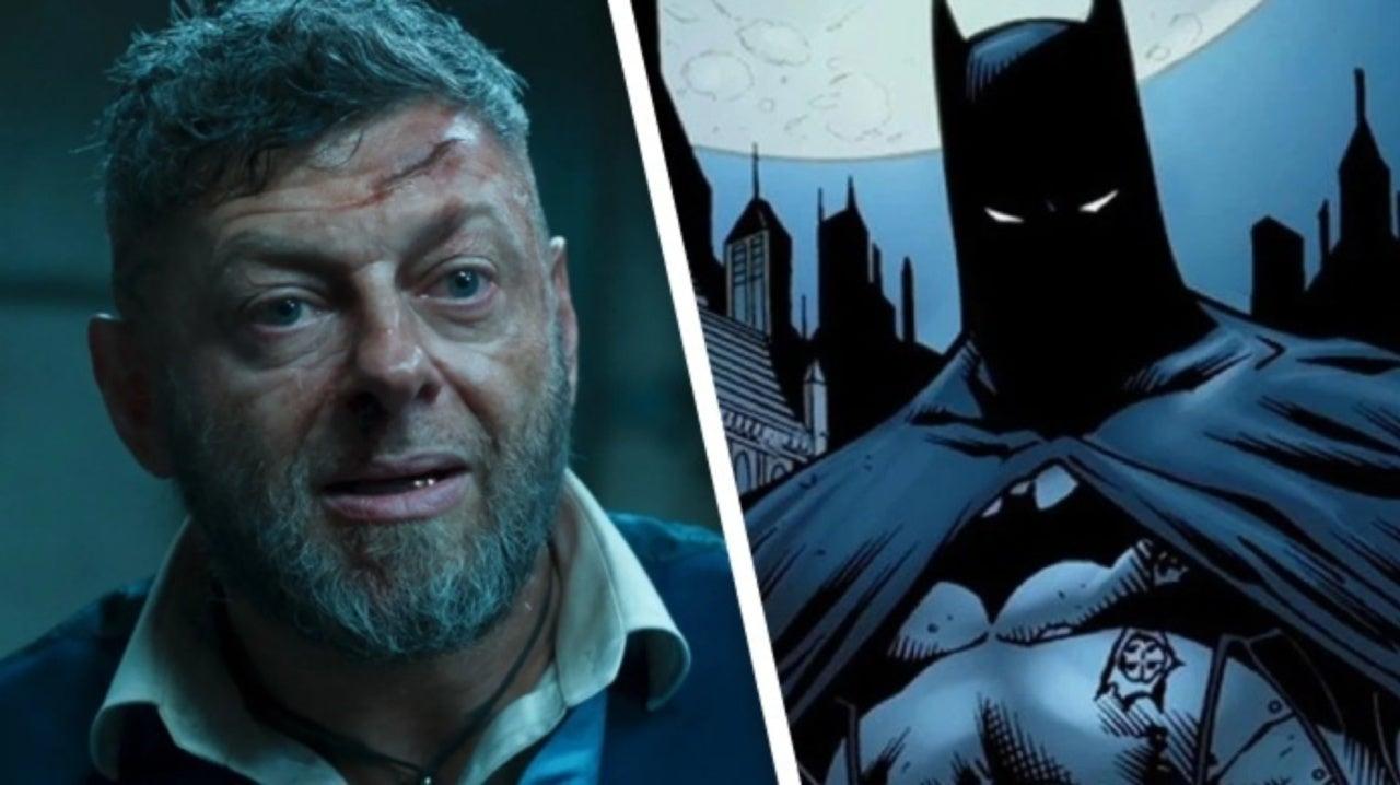 Andy Serkis podría unirse al elenco de The Batman 2