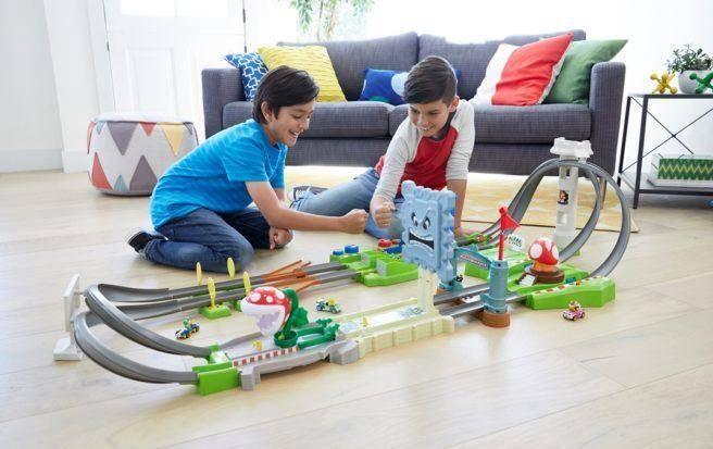 Mattel y Hot Wheels confirman alianza con Nintendo 1