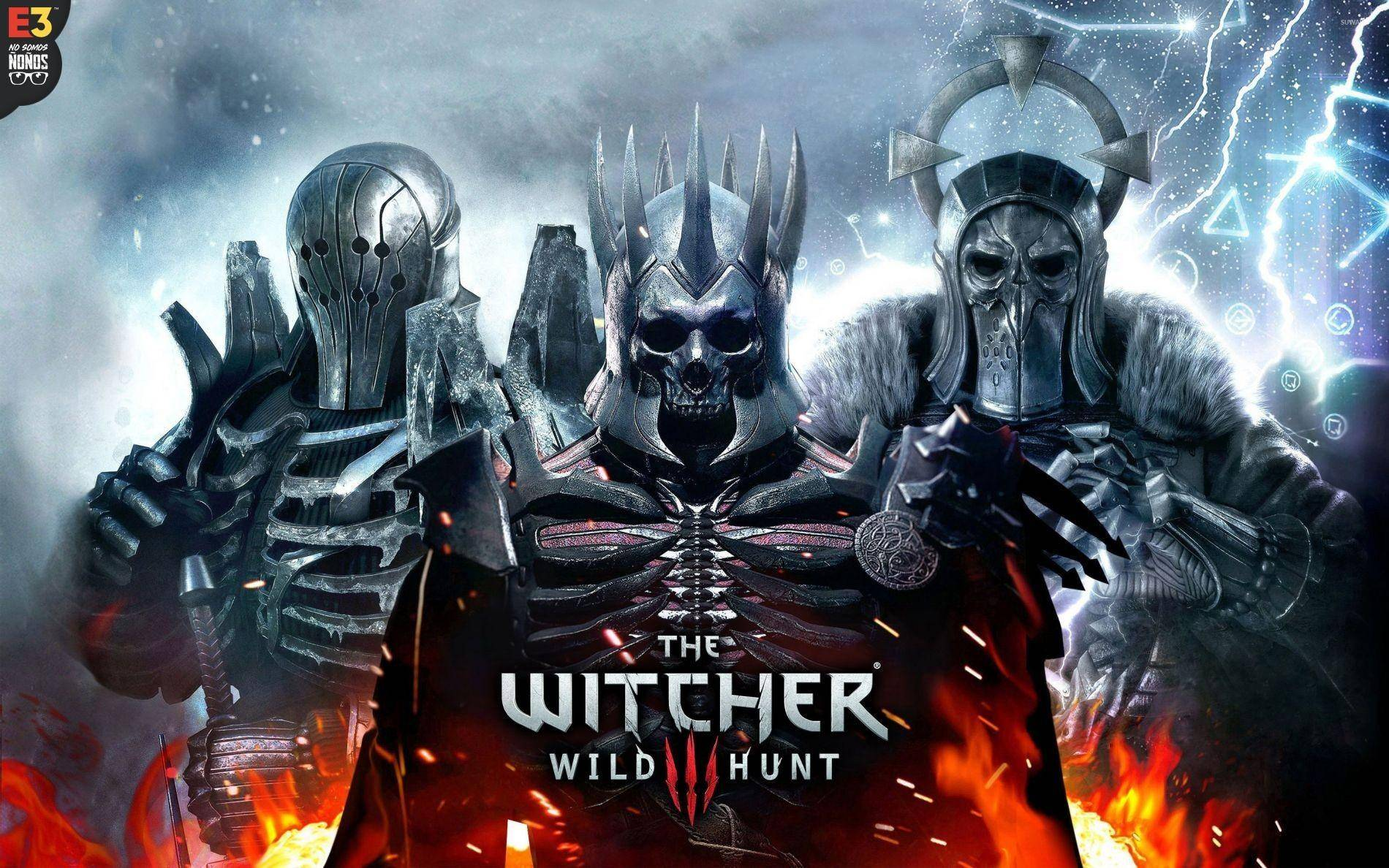 #E32019 Los rumores se han hecho realidad The Witcher 3 llega a Switch