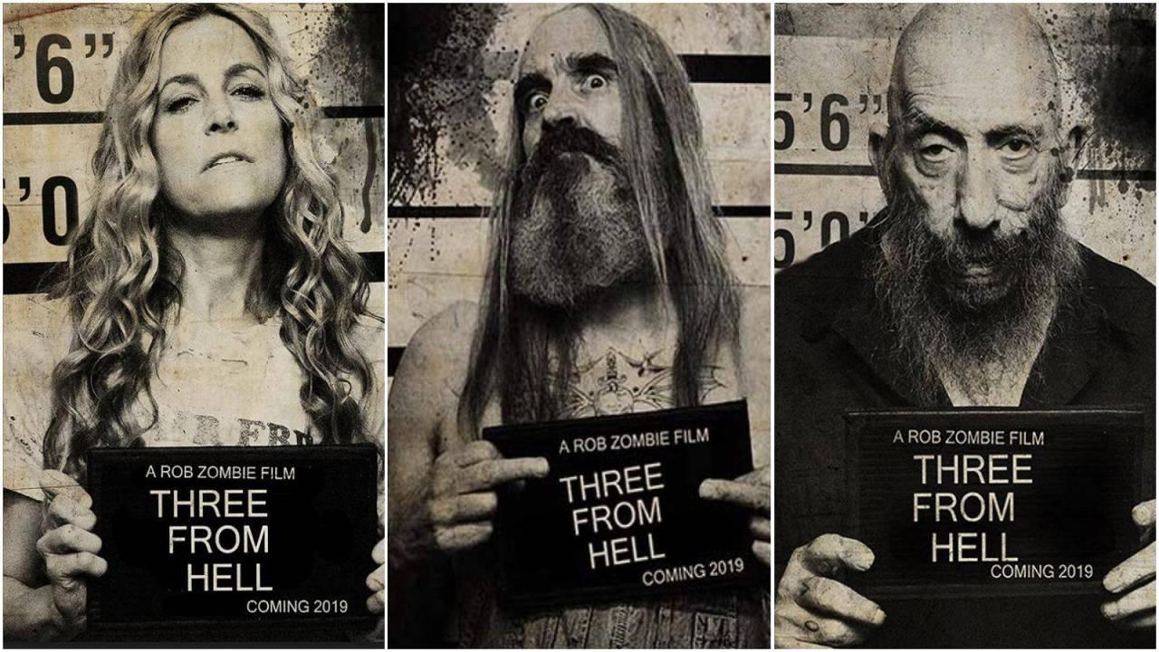 Mira El Sangriento Primer Avance De 3 From Hell No Somos