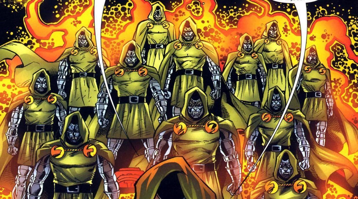 Primera aparición Fantastic Four #5 (1962)