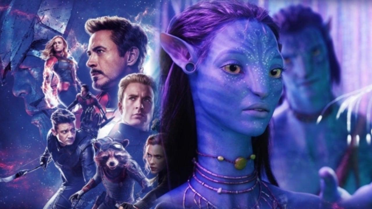 Re-estreno de Avengers: Endgame no superó el récord de Avatar 1