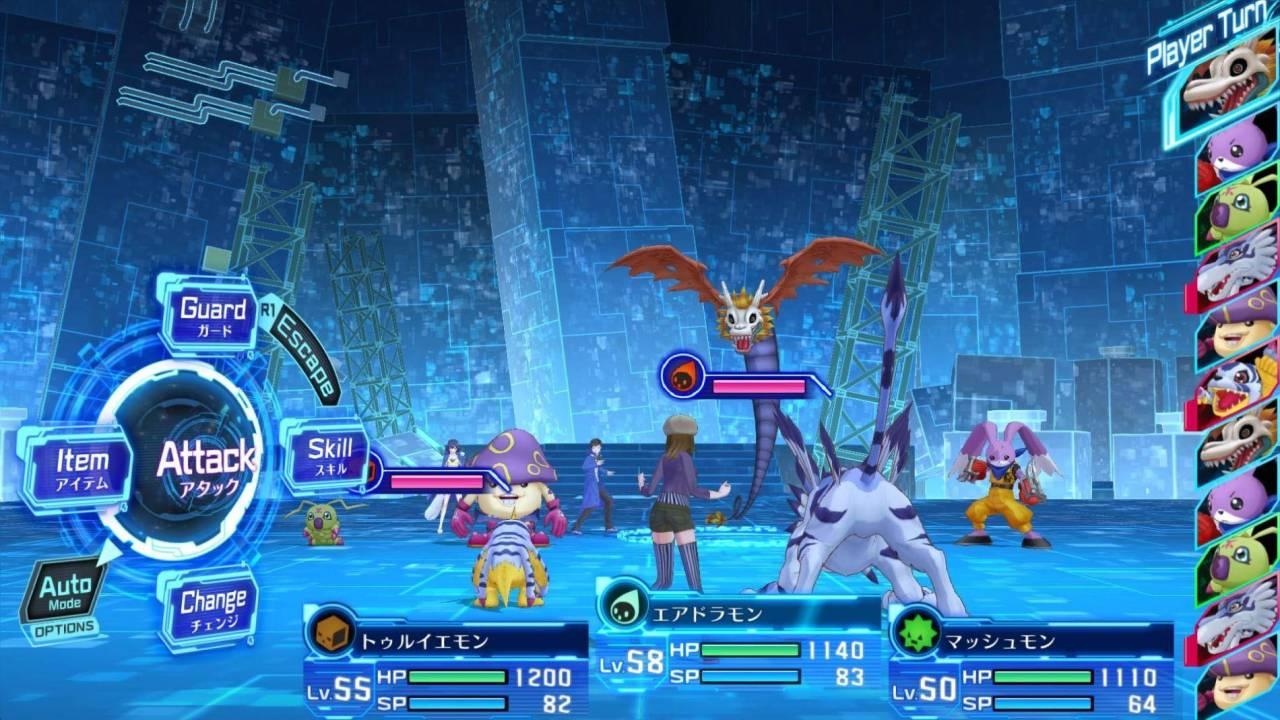 "Bandai Namco anuncia ""Digimon Cyber Sleuth Complete Edition"" 2"