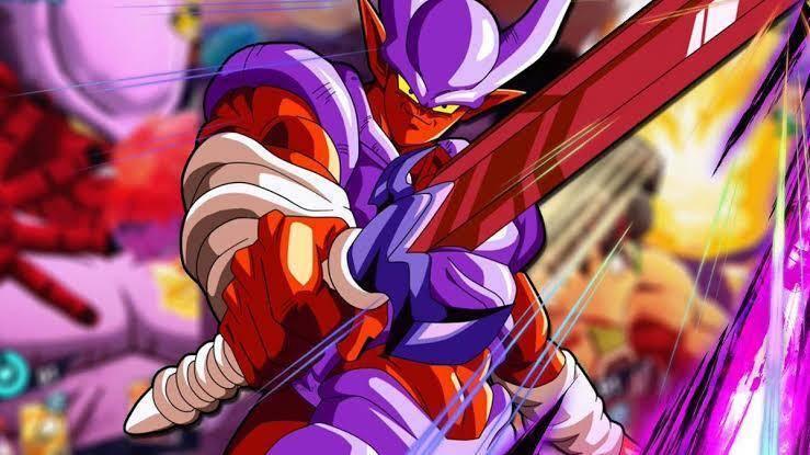 Janemba llegará a Dragon Ball FighterZ