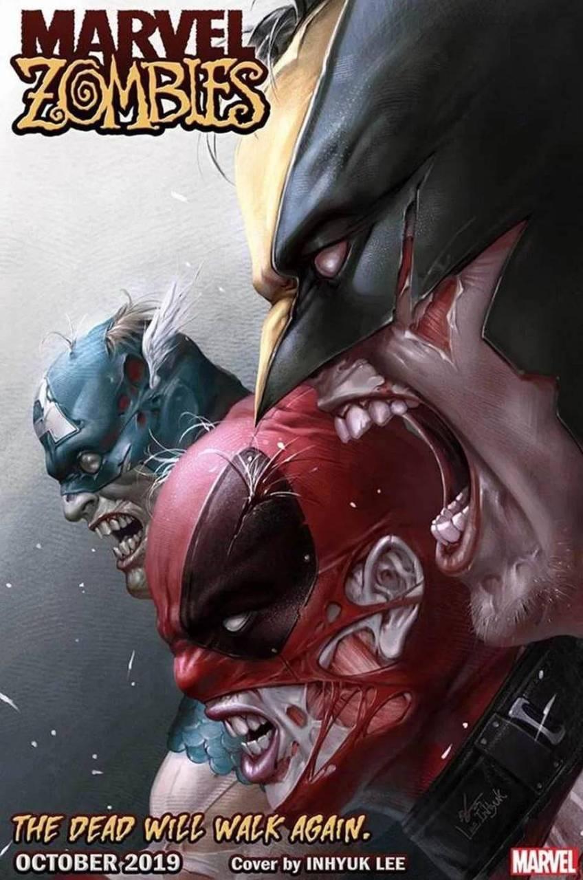 Marvel Zombies regresa en Octubre