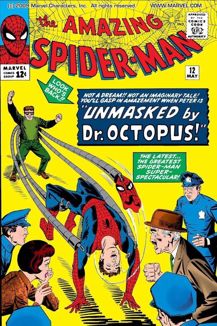 Amazing Spider-Man #12 (1964)