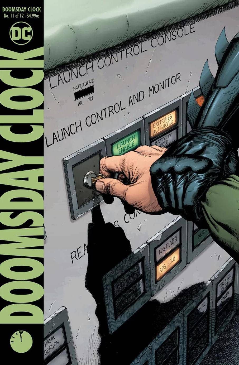 Doomsday Clock #11 (2019)