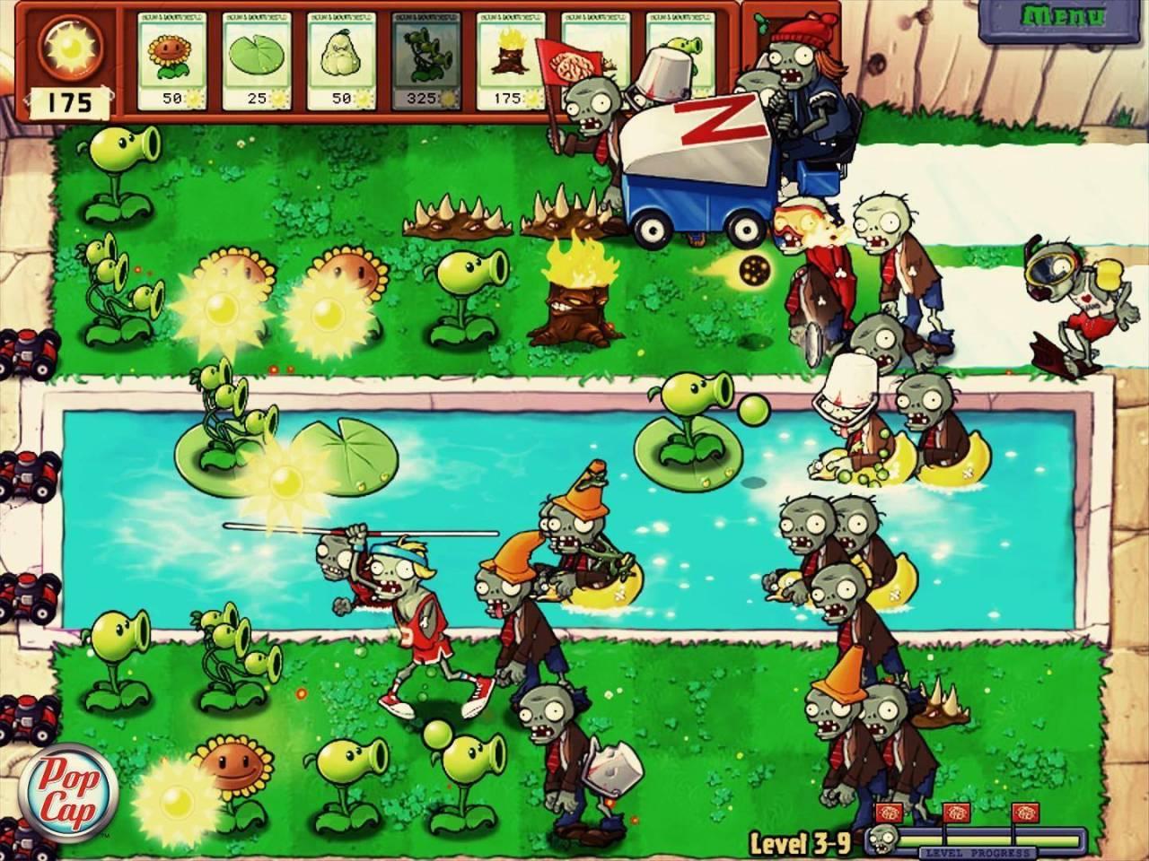 ¡Si existe Plants VS Zombies 3!
