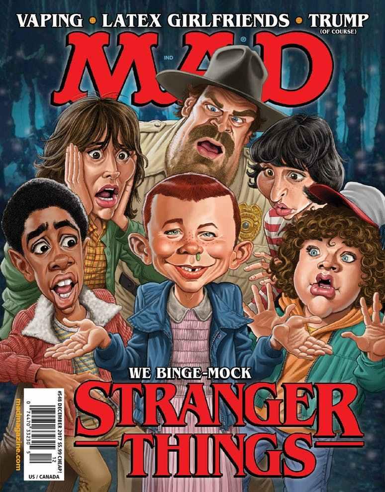 El adiós a una era, MAD Magazine publicará su último número en Agosto 1