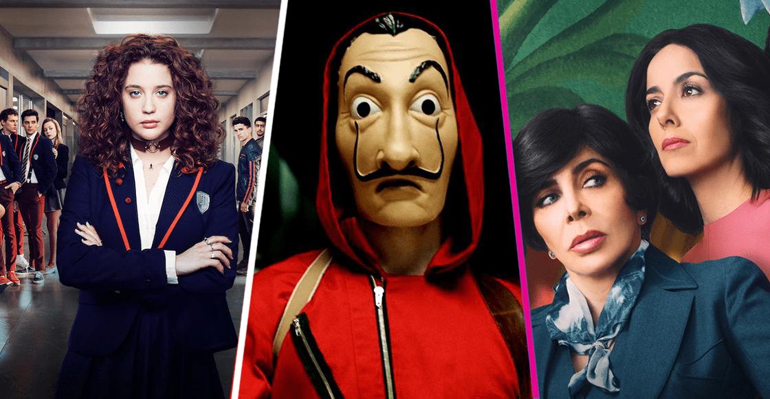 Editorial Planeta y Netflix se alían para publicar libros de sus series