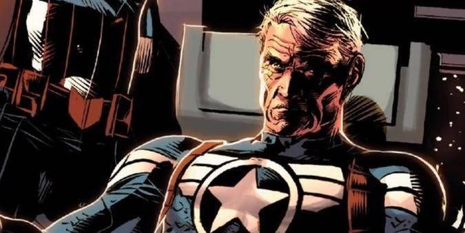 El comandante Steve Rogers