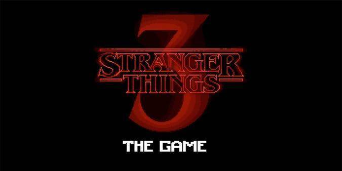 Stranger Thing 3: The Game