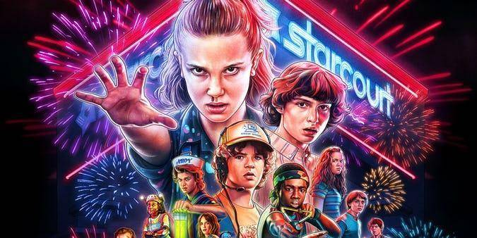 Stranger Thing tercera temporada