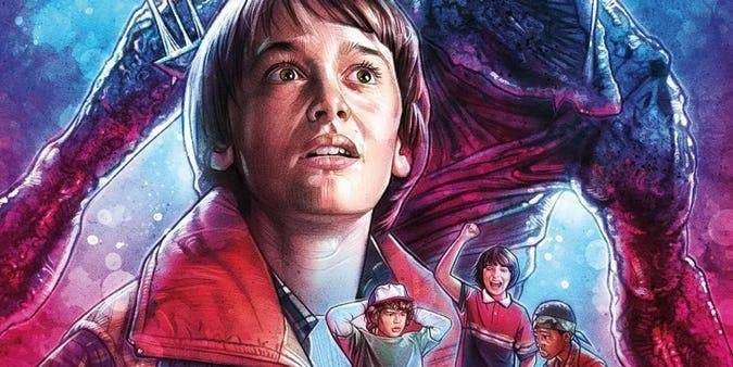 Stranger Thing: The Other Side