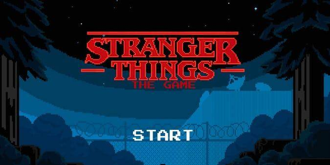 Stranger Thing: The Game