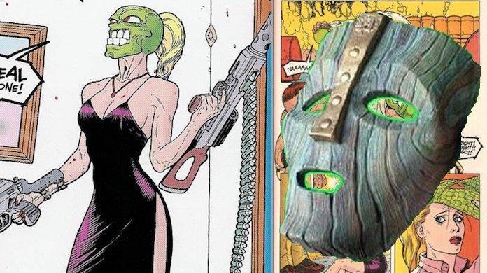 Reboot femenino de The Mask podría estar en camino