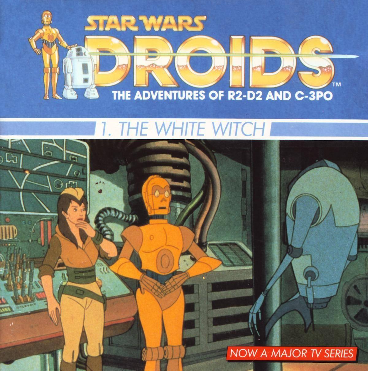 Star Wars: The Droids, la serie que el tiempo olvidó