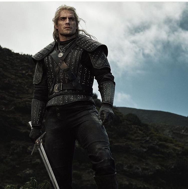 Primeras imágenes oficiales de The Witcher de Netflix 5