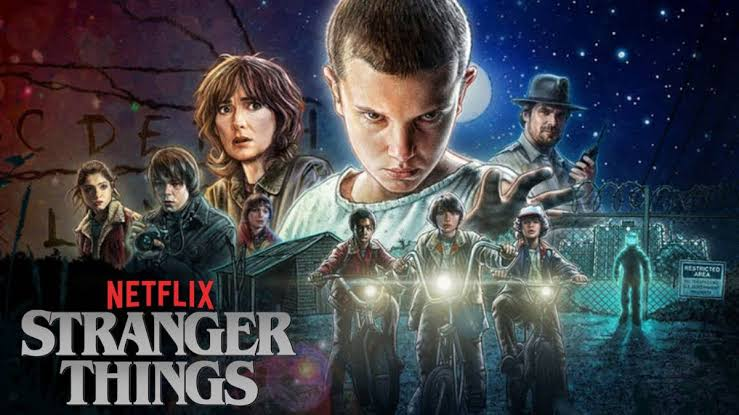 Stranger Thing primera temporada