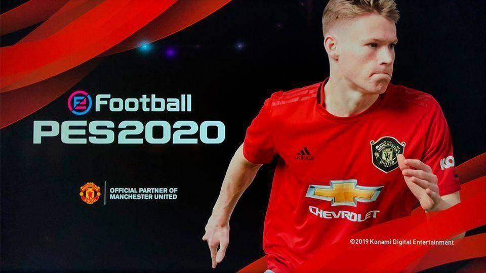 Manchester United será partner en el PES 2020 5