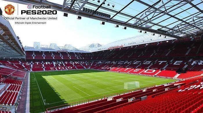 Manchester United será partner en el PES 2020 3