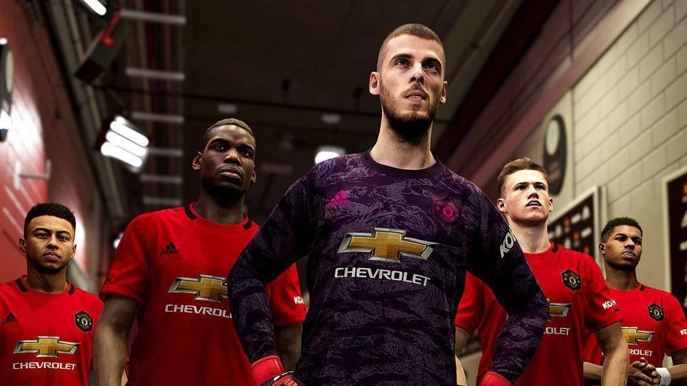 Manchester United será partner en el PES 2020 1