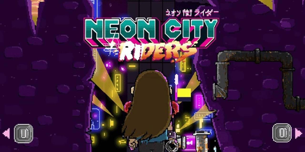Neon City Riders se muestra en un nuevo tráiler que ha publicado Mecha Studios