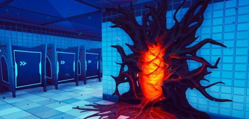El terror de Stranger Things llega a Fortnite 1