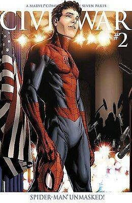 Civil War #2 (2006)
